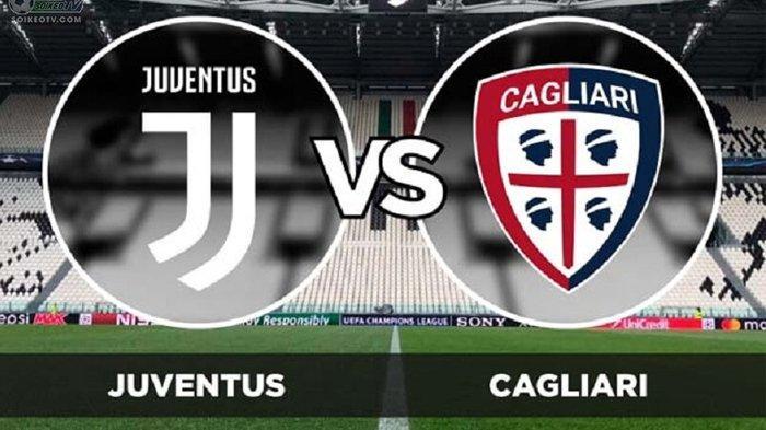 Prediksi Juventus vs Cagliari Siaran Langsung Liga Italia via Live Streaming RCTI Plus