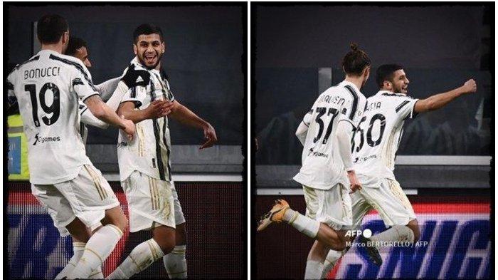 Coppa Italia: Genoa Hampir Pecundangi Juventus, Bukan Ronaldo, Pemain Tunisia Selamatkan Muka Pirlo!
