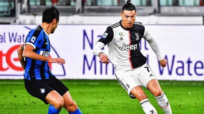 Mendadak Liga Italia Berpotensi Dihentikan Setelah Laga Juventus vs Inter Milan, Imbas Virus Corona