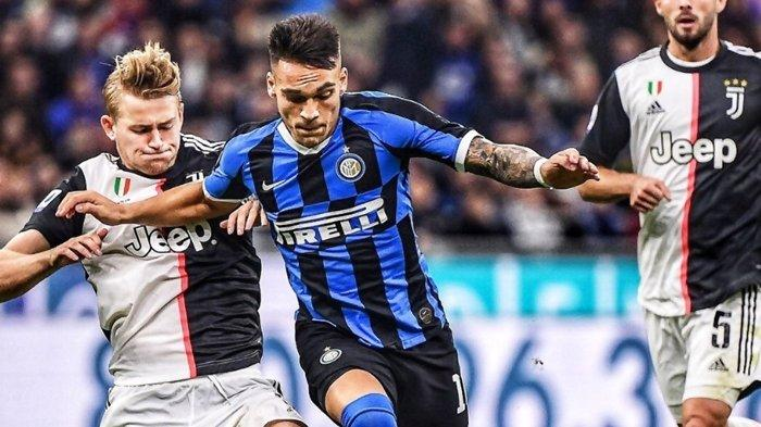 Big Match Liga Italia Juventus vs Inter Milan Buka Peluang Kehadiran Penonton di Derby d'Italia