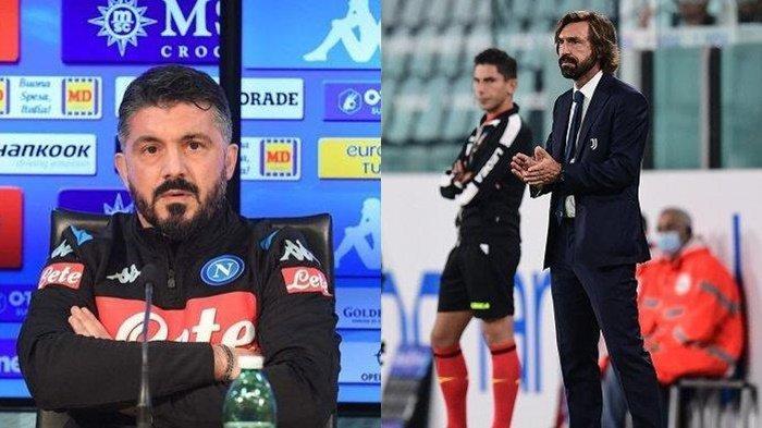 FINAL Super Italia Juventus Vs Napoli, Sarat Dendam, Ambisi Trofi Perdana Pirlo, LINK Tonton di TVRI