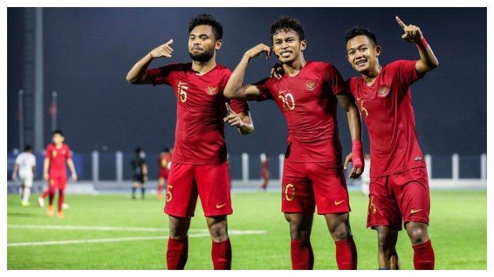Resmi, Gol Osvaldo Haay & Evan Dimas ke Gawang Myanmar, Timnas U23 Indonesia ke Final Lawan Vietnam?