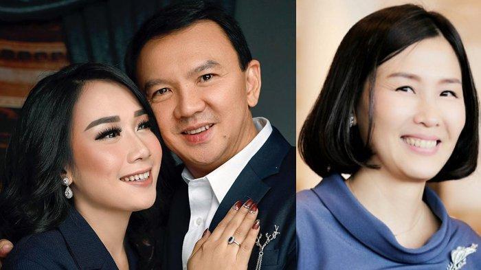 Kabar Terkini Veronica Tan Saat Ahok BTP jadi Bos Pertamina dan Puput Nastiti Devi Gendong Bayi