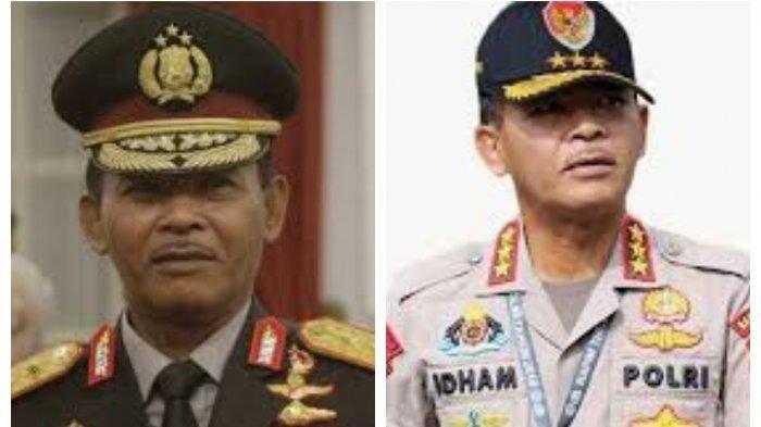 Hari Ini, DPR RI Bacakan Surat Jokowi Soal Kabareskrim Idham Aziz Ganti Tito Karnavian Jadi Kapolri