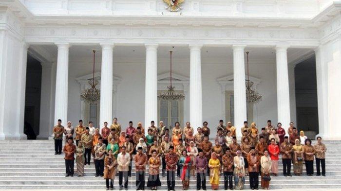 Disebut Calon Menteri Jokowi, Putri Mantan Presiden RI Ini Malah Tertawa dan Sebut Terlalu Rendah