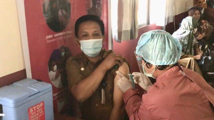 Tokoh Masyarakat di Kutim Selesaikan Vaksinasi Covid-19 untuk Dosis Kedua