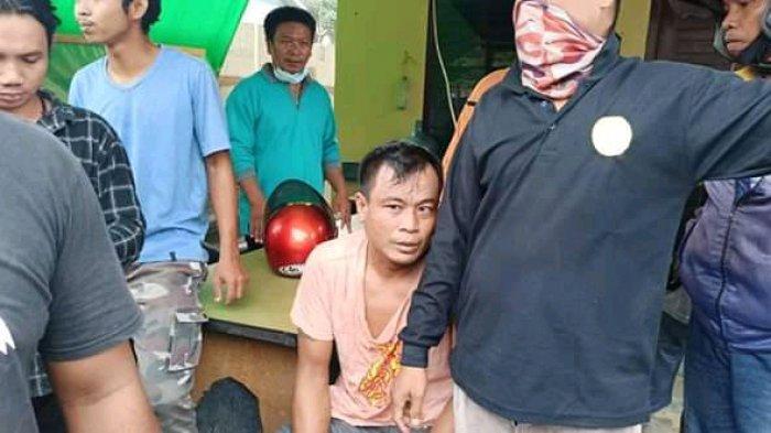 Pelaku Pencurian di Samarinda Dibekuk Warga, Sempat Aksi Kejar-kejaran Bawa Kabur Motor Korban