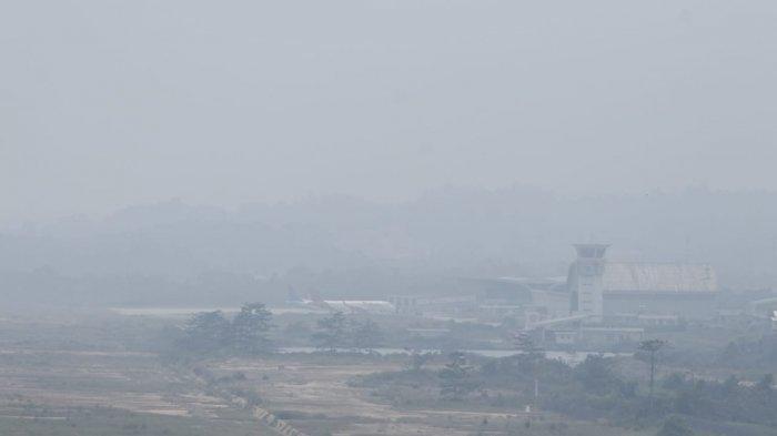 Kabut Asap di Samarinda Semakin Tebal, Bahaya Bagi Kesehatan, Berikut Saran Dokter RSUD AW Syahranie