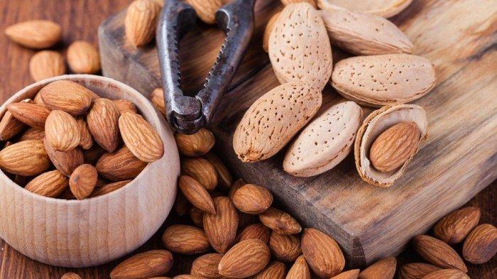 Tahukah Anda Inilah 5 Makanan Murah Meriah Bisa Bantu Redakan Stres, Salah Satunya Kacang Almond