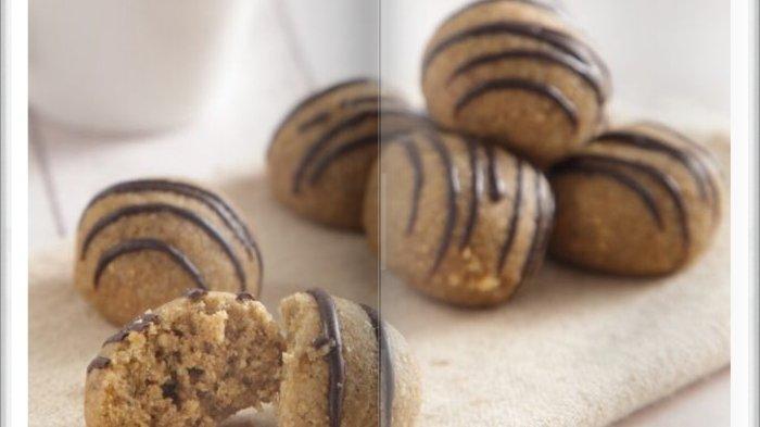 Cara Bikin Kue Kacang Moka Cokelat Super Enak, Kue Kering untuk Sajian Hari Spesial Lebaran
