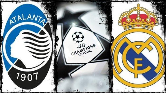 Prediksi dan Line Up Liga Champions Malam Ini, Atalanta vs Real Madrid, El Real Menang Pengalaman
