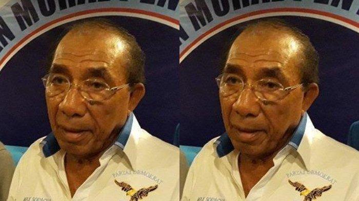 Akhirnya Upaya Kudeta Partai Demokrat Terang-Terangan, Max Sopacua Angkat Bicara, Sindir Klan SBY?
