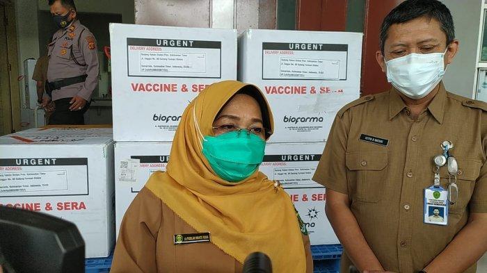 Dinkes Kaltim Sebut 10 Tokoh Masyarakat Samarinda dan Kukar Akan Ikuti  Vaksinasi Massal Covid-19