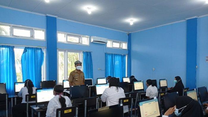 Satu Peserta Seleksi PPPK Guru di Nunukan Meninggal, 6 Positif Covid-19