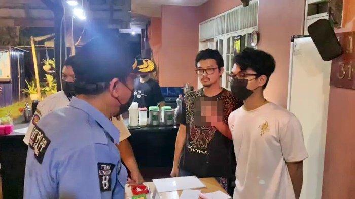 Anak Anggota DPRD Samarinda Acungkan Jari Tengah ke Petugas Satpol PP, Bisa Terancam Pidana
