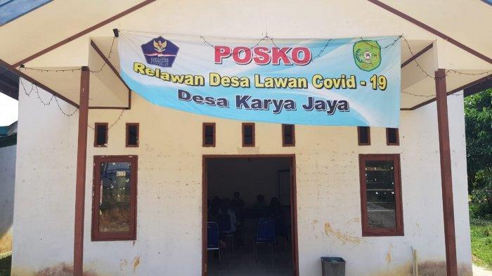 Desa Karya Jaya, Kecamatan Semboja, Kabupaten Kutai Kartanegara, Kalimantan Timur dicanangkan bersama sebagai salah satu provinsi untuk percontohan Desa Inklusif