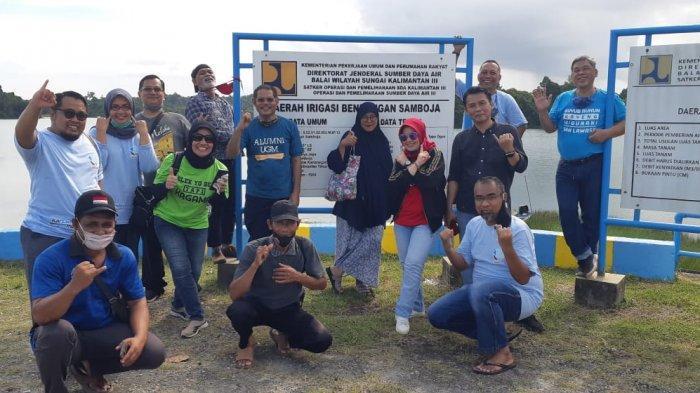 Desa Karya Jaya, Kukar Jadi Percontohan Desa Inklusif, Pilot Project dari PP Kagama dan Kemendes RI