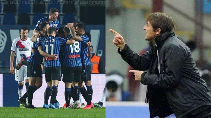 Update Liga Italia, Inter Milan Selangkah Lagi Scudetto, Taktik Kuno Antonio Conte Dinilai Berhasil