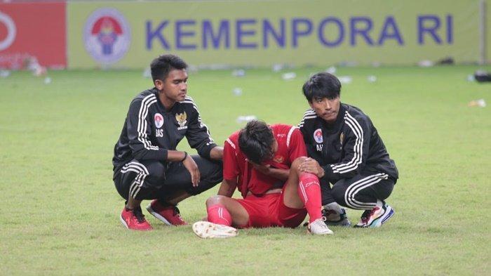 Kalah Adu Penalti, Indonesia Gagal ke Final, Malaysia Tantang Thailand Perebutkan Gelar Juara
