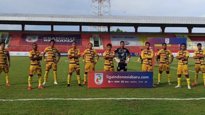 Hasil Liga 2: Eksekusi Penalti Anindito Gagal Berbuah Gol, Mitra Kukar Takluk dari Sulut United