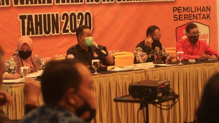 KPU Samarinda Angkat Suara Soal Salinan Perppu Nomor 2 Tahun 2020 Tentang Penundaan Pilkada