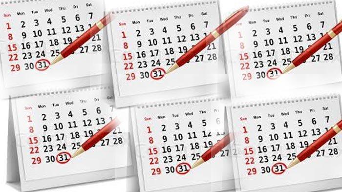 Cuti Bersama Lebaran Digeser, Ini Daftar Liburan Akhir Tahun Pengganti Libur Idul Fitri