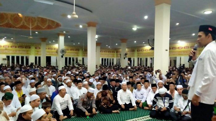 Ustadz Abdul Somad Ziarah ke Salimbatu Kalimantan Utara,UAS Sebut Keturunan Rasulullah Muhammad SAW