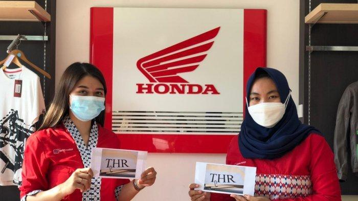 Dealer Astra Motor di Balikpapan Bagi-bagi THR, Beli Honda Cashback Hingga Rp 1,5 Juta