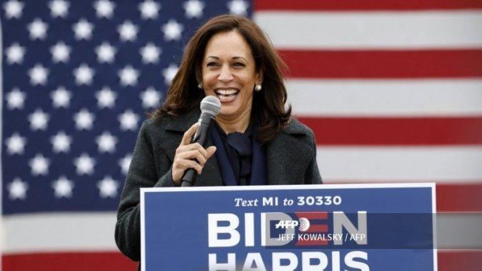 Mengenal ProfilKamala Harris, Wakil Presiden Amerika Serikat Terpilih yang Mendampingi Joe Biden