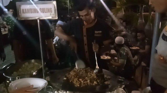 VIDEO - Keakraban TNI-Polri saat Buka Puasa sekaligus Peringatan Nuzulul Quran di Polres Kukar