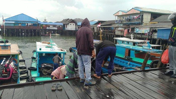 Transportasi Penyeberangan Terancam Rugi, Pengemudi Speedboat Balikpapan Cemas Aturan Larangan Mudik