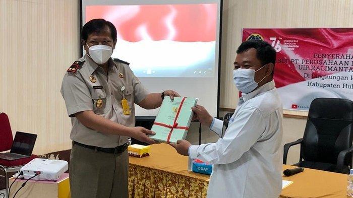 PLN UIP Kalbagtim Tambah Jumlah Penyelamatan Aset, Didukung BPN Wilayah Kalimantan Selatan