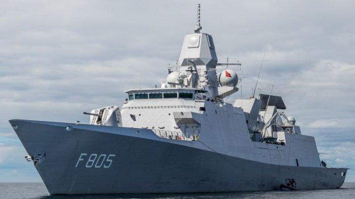Lima Jam Jet Tempur Rusia Ganggu Kapal Perang Belanda, Lakukan Serangan Tipuan di Laut Hitam