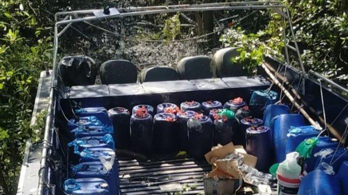 7 Fakta Pengejaran 'Kapal Hantu' di Sumsel: Petugas Mandi Lumpur Saat Evakuasi, Ada Benda Misterius