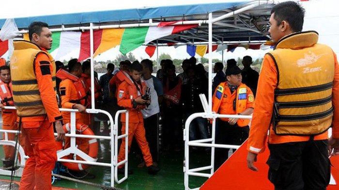 Kapal Karam, SAR Berhasil Evakuasi 24 Nelayan dari Pulau Bunta