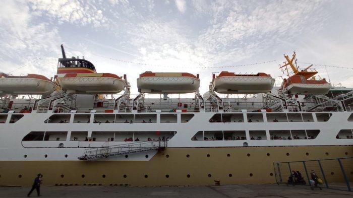 Larangan Mudik Berakhir, Jumlah Penumpang Kapal Pelni di Balikpapan Tidak Melonjak