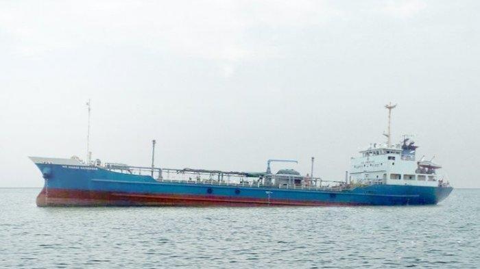 Bertolak dari Kalimantan, Kapal Tanker MT Namse Bangdzod Berisi 12 Kru Hilang Kontak di Laut Jawa