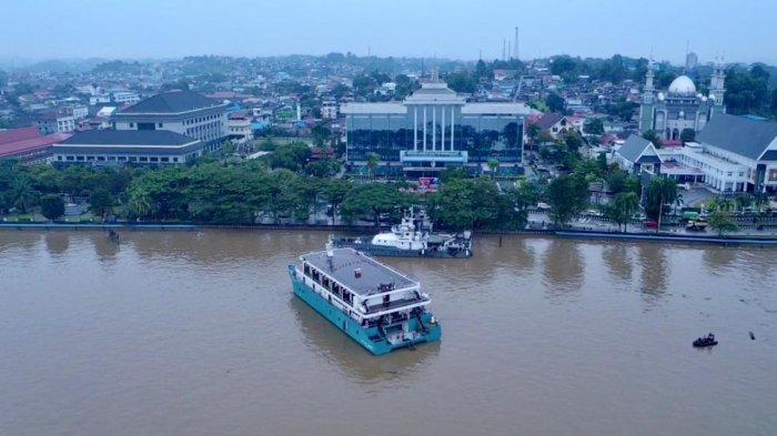 Kapal Buatan Anggana Laku Sampai Ke Maladewa Senilai Rp 98 Miliar, Ini Spesifikasinya