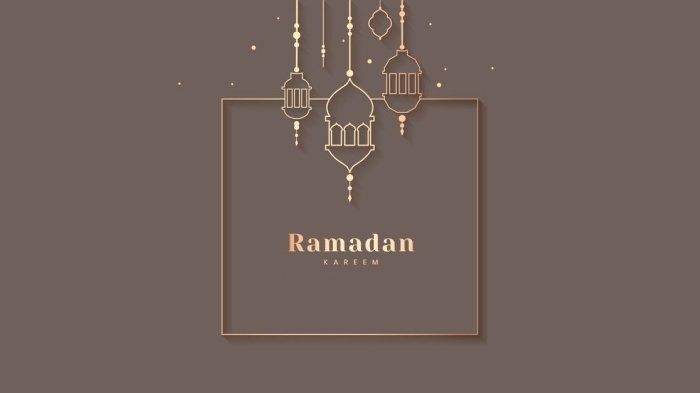 Ilustrasi. Kapan 1 Ramadhan 2021 atau 1442 H? Berikut jadwal sidang isbat penentuan awal puasa hingga batas qadha puasa ramadhan 2020.