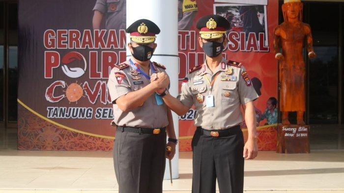 77 Perwira Tinggi Polri Naik Pangkat, Kapolda dan Wakapolda Kaltara Ikut Ambil Bagian