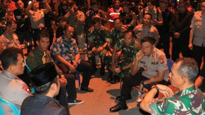Usai Kerusuhan Penajam Paser Utara Sudah Kondusif, Begini Upaya Polisi & TNI Redam Ketegangan