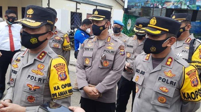 Pilkada Serentak 2020 di Kalimantan Timur, Kapolda Kaltim Ingatkan ASN Polres Paser Jaga Netralitas
