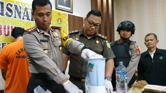 Jadi Pengedar Narkoba, Kakak Beradik di Kabupaten Berau Diciduk Polisi