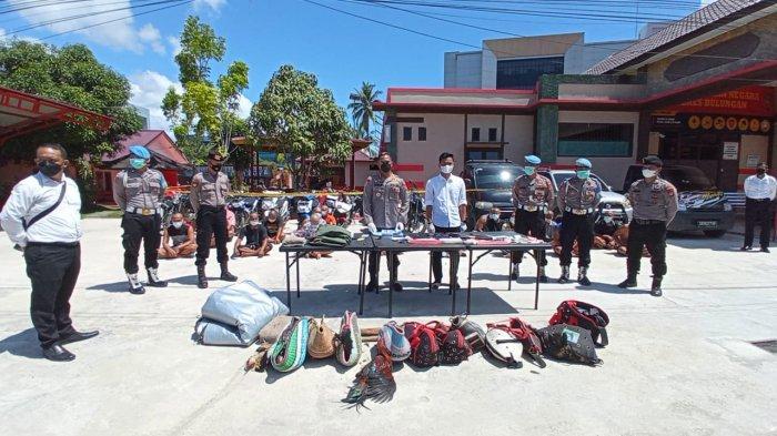Lokasi Sabung Ayam Dekat Polsek Tanjung Palas Utara, Kapolres Bulungan Dalami Keterlibatan Aparat