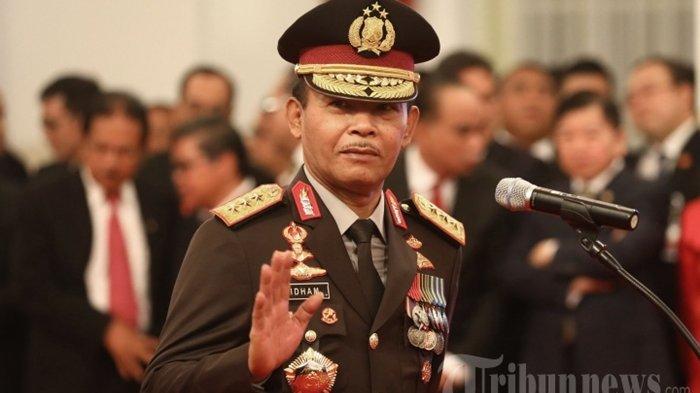 Sudah Beredar Nama Jenderal Calon Kapolri, Situasi Ini Bikin Idham Azis Berpeluang Batal Pensiun