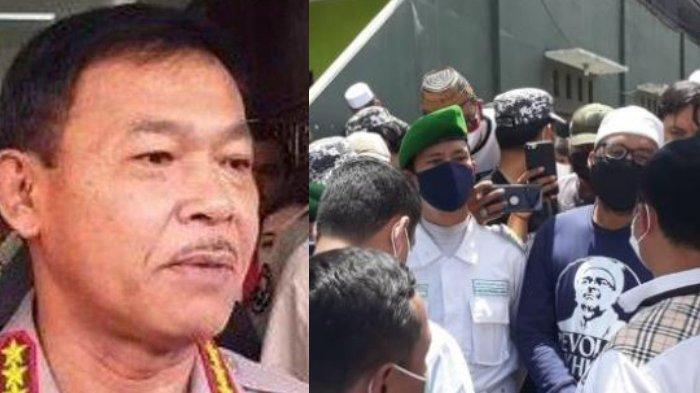 Tegas, Akhirnya Kapolri Idham Azis Angkat Bicara, Penyidik Dihalangi FPI Saat ke Rumah Habib Rizieq