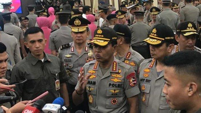 Instruksi Kapolri Idham Azis, Hukuman Pidana Jika Masyarakat Menolak Bubar saat Ditertibkan Polisi