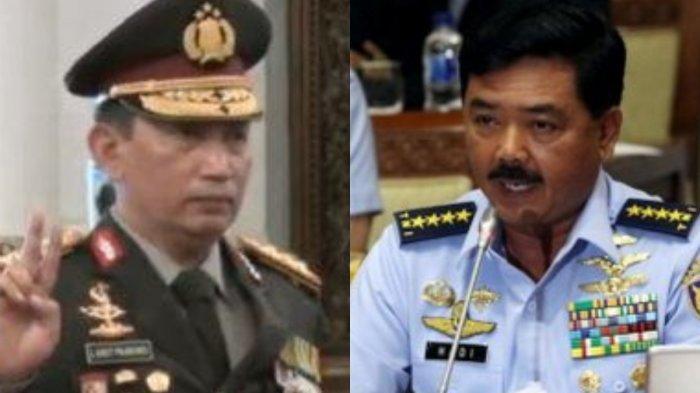 KKB Papua Makin Terjepit, Panglima TNI & Kapolri Langsung ke Papua, Tak Puas Hanya Terima Laporan