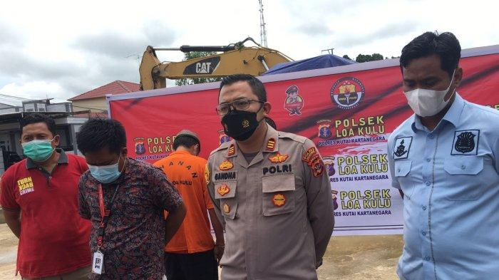 Polres Kukar Tetapkan 2 Tersangka dalam Kasus Dugaan Illegal Mining di Lahan Konsesi PT MHU