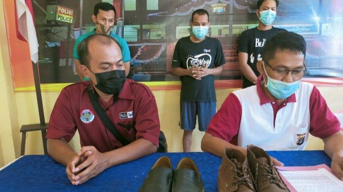 Residivis di Tarakan Curi Sepatu Kulit, Aparat Butuh Waktu Cukup Sebulan Ringkus Pelaku DZ